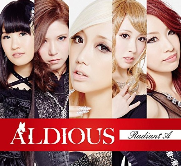 "Aldious""Radiant A"""