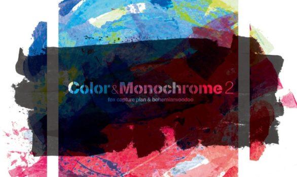 """fox capture plan""""Color & Monochrome 2"""""""