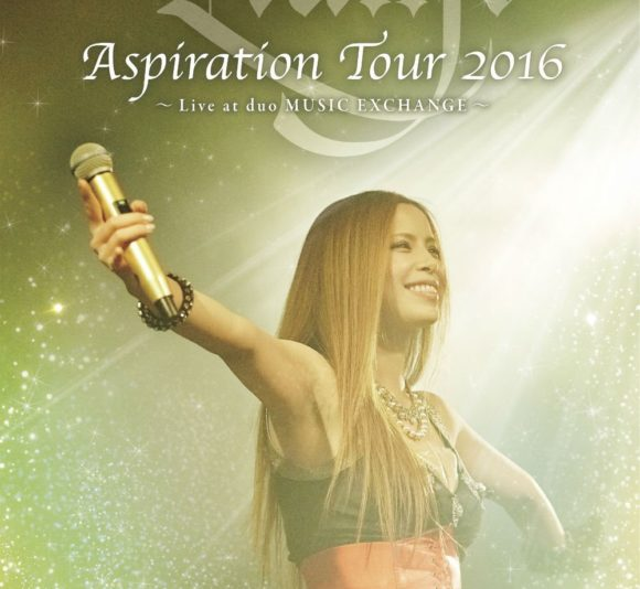 "RAMI""Aspiration Tour 2016 〜Live at duo MUSIC EXCHANGE〜 """