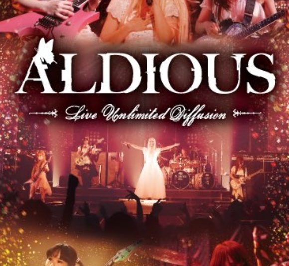"Aldious""Live Unlimited Diffusion"""