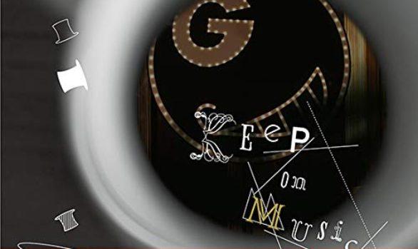 """二人目のジャイアン""""Keep On Music"""""""